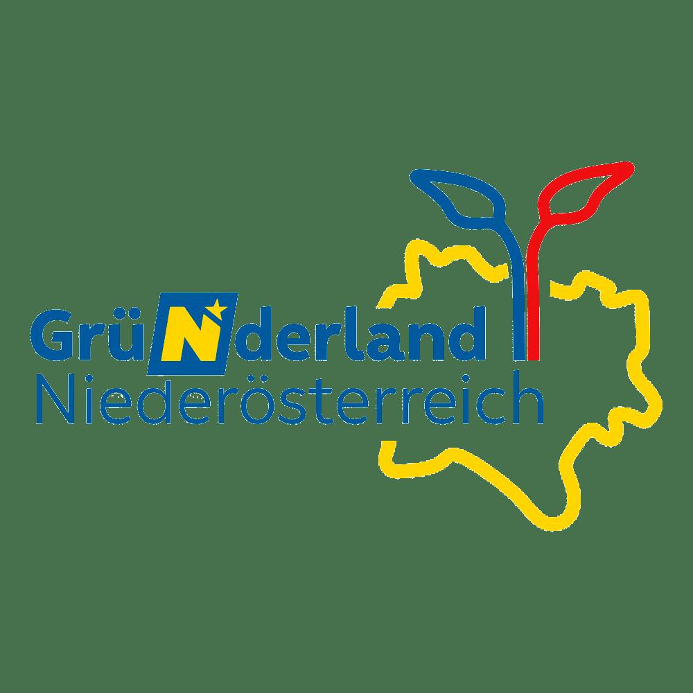 Gründerland Niederösterreich Logo